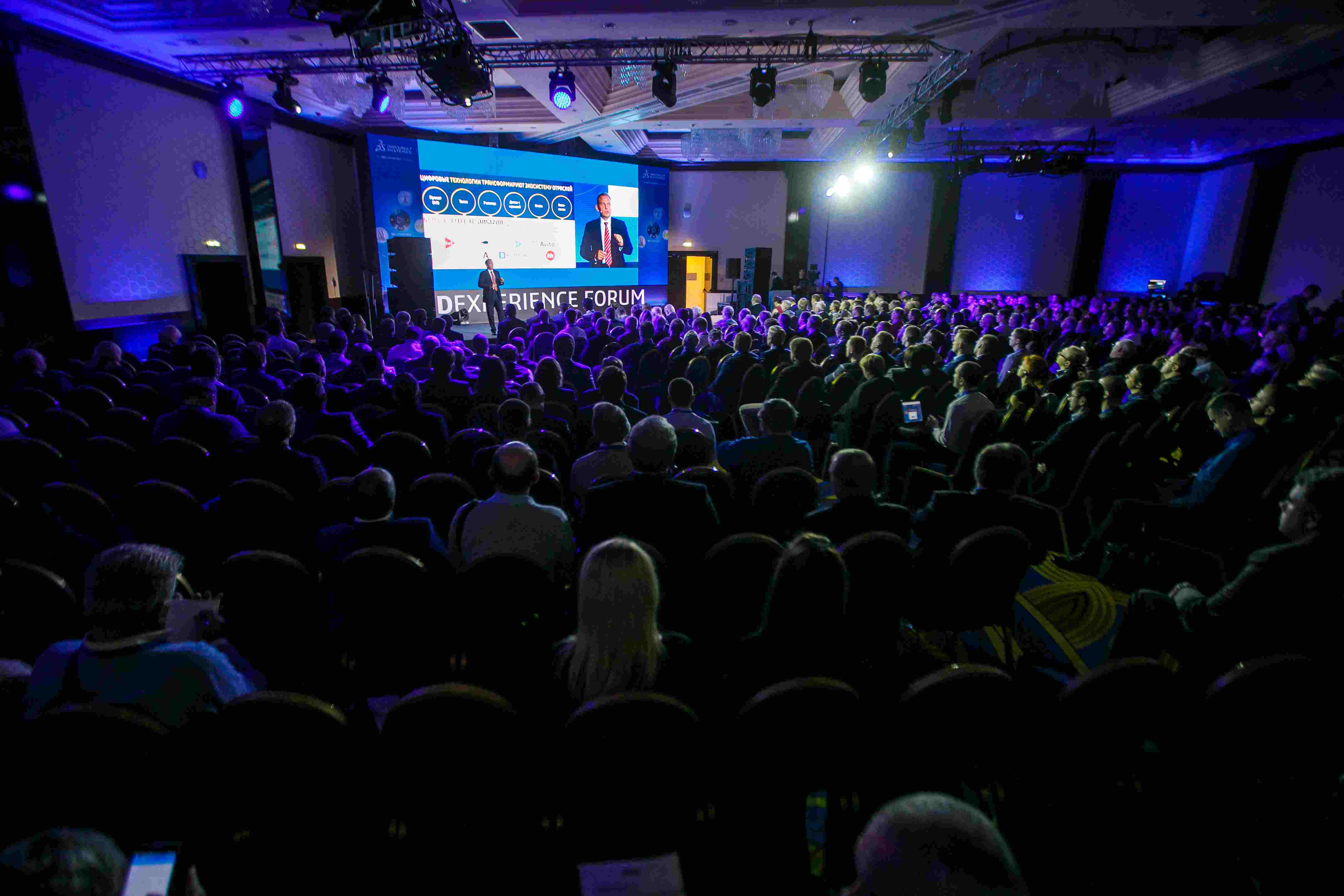 3DEXPERIENCE Forum Russia 2019 > Plenary Session > Dassault Systèmes