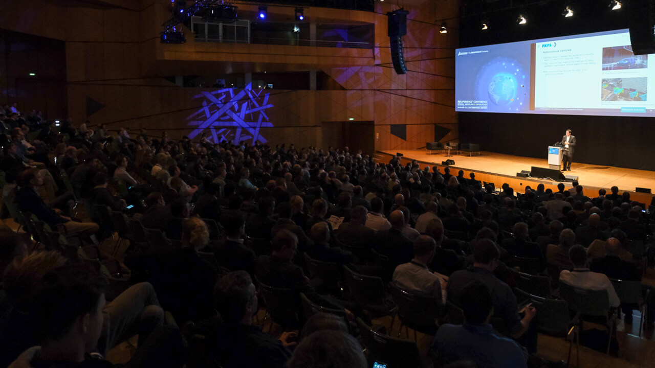 3DEXPERIENCE User Conference Germany 2019 - plenary 2> photos > Dassault Systèmes®