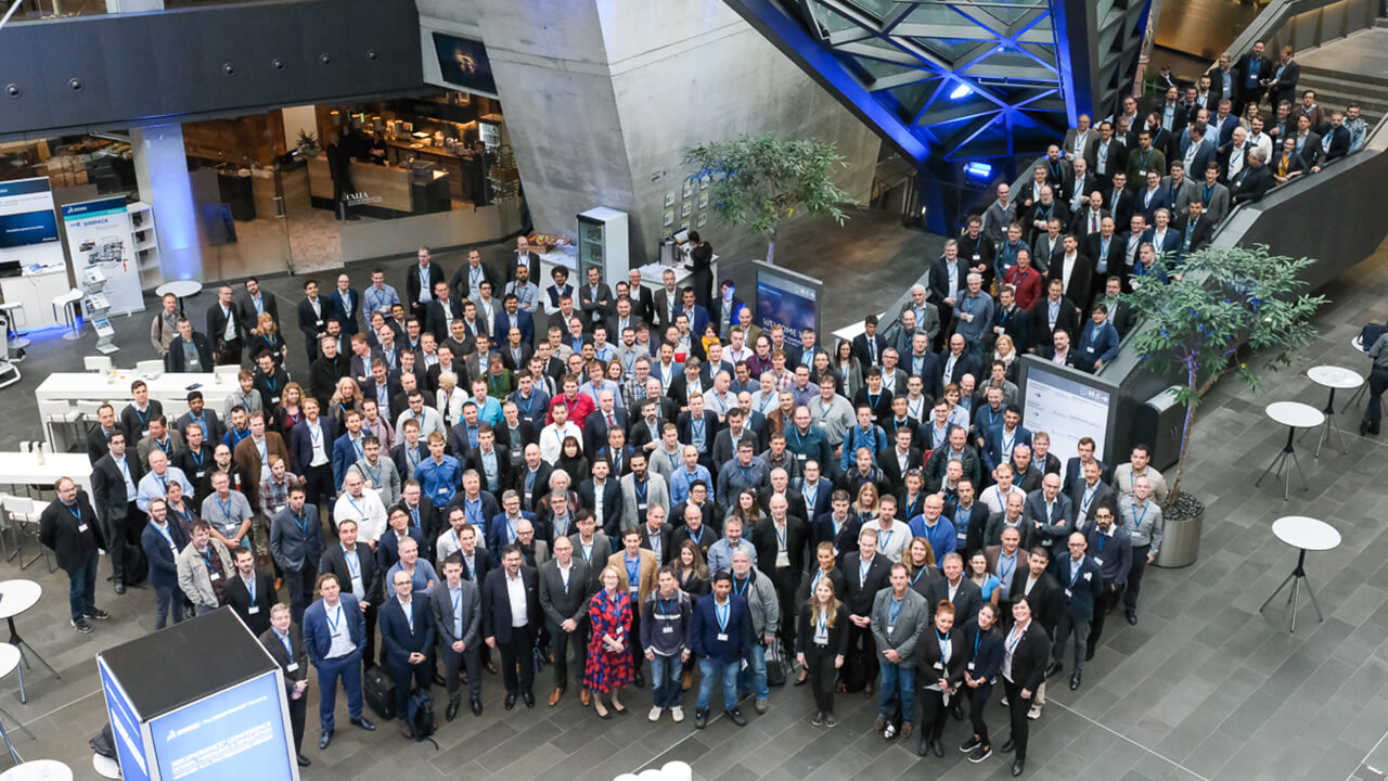 3DEXPERIENCE User Conference Germany 2019 - attendees > photos > Dassault Systèmes®