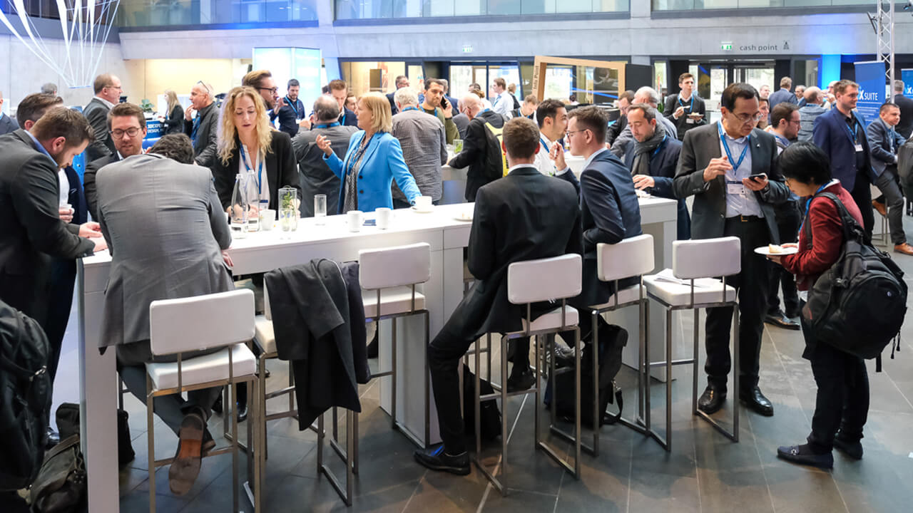 3DEXPERIENCE User Conference Germany 2019 - break > photos > Dassault Systèmes®