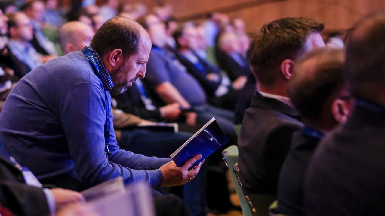 3DEXPERIENCE User Conference Germany 2019 - plenary 1> photos > Dassault Systèmes®