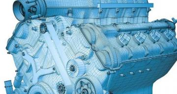 eSeminar Internal Combustion Engine > Car engine > Dassault Systèmes®
