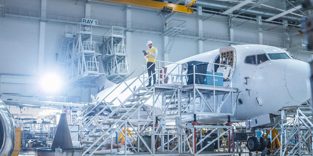Accelerating Innovation in Aerospace Chapter 2-Connected Industry > Experience > Dassault Systèmes®