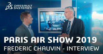 Paris Air Show 2019 > How can aerospace players reinvent the sky with the 3DEXPERIENCE platform > Dassault Systèmes®