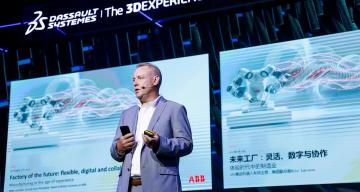 Manufacturing in the Age of Experience 2019 > Customer Speech - ABB > Dassault Systèmes®