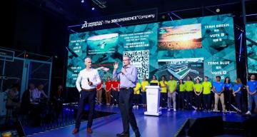 Manufacturing in the Age of Experience 2019 >  Sustainable Hackathon Challenge - Pitch & Awards > Dassault Systèmes®