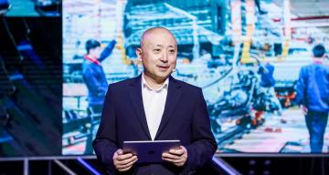 Manufacturing in the Age of Experience 2019 > Speech Alibaba > Dassault Systèmes®