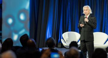 Science in the Age of Experience-Michio Kaku-Replay Session > Image > Dassault Systèmes®