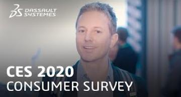 How the Audience Reacted to our Consumer Survey > Video > Dassault Systèmes®