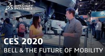 Bell and the Future of Mobility > Video > Dassault Systèmes®