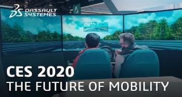 Key Takeaways on the Future of Mobility > Video > Dassault Systèmes®