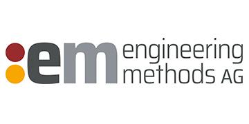 EM engineering methods AG > logo > Dassault Systèmes®